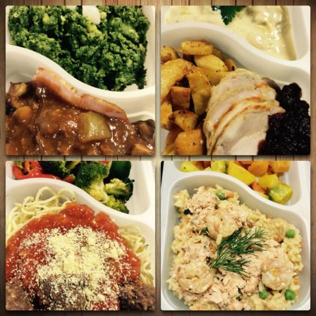 De maaltijden van week 51-2016